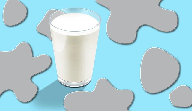 kravské mléko