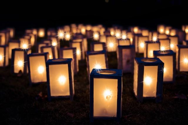 vánoční svítidla
