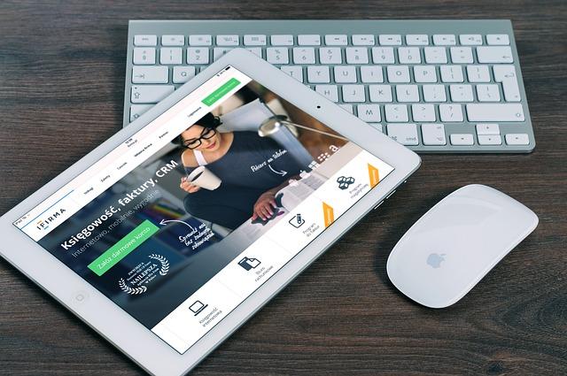iPad pro práci