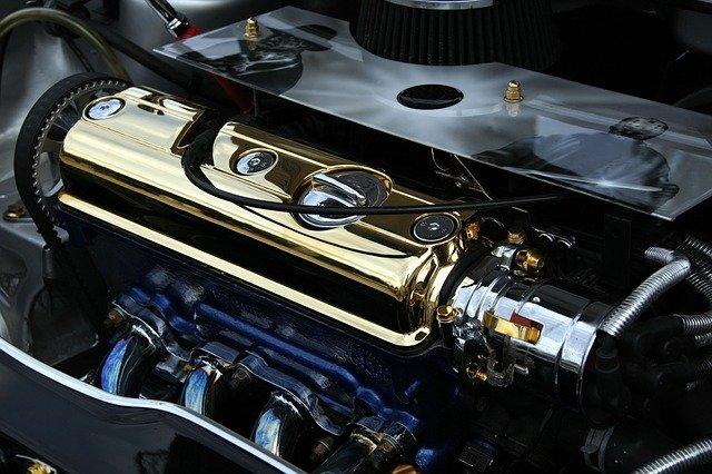 nový motor