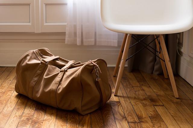 cestovní zavazadlo, taška