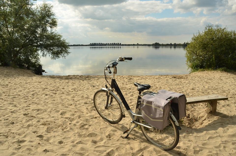 kolo na pískovně